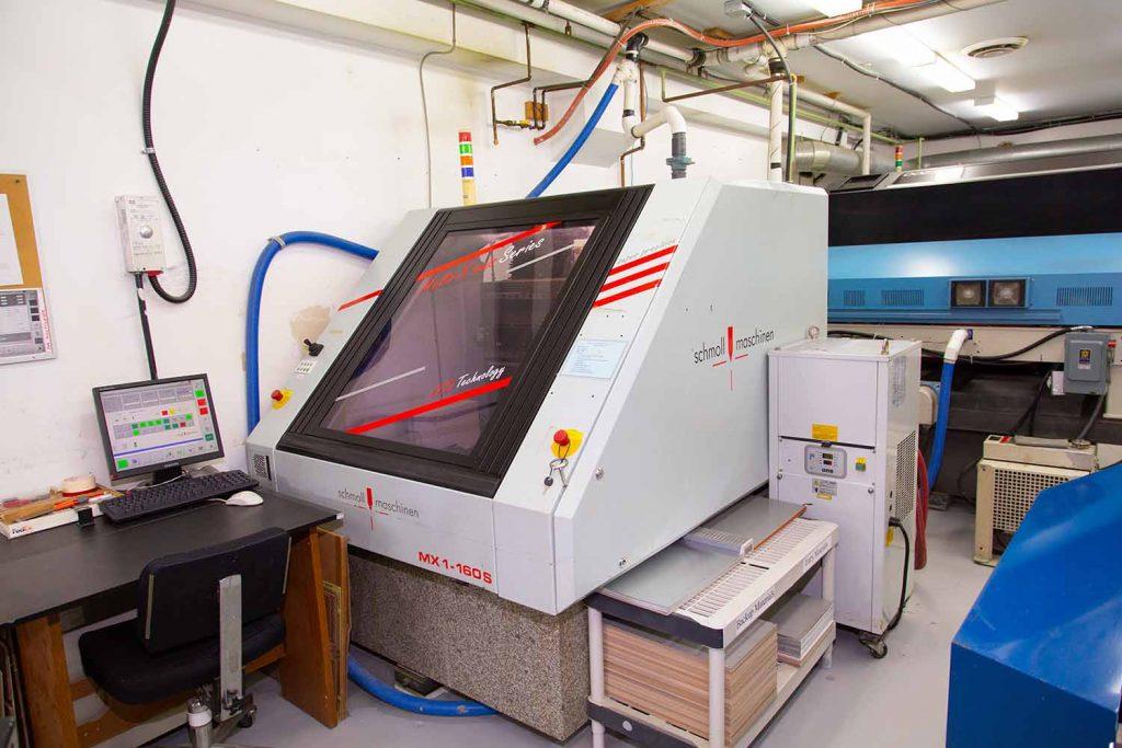 Drill (Schmoll MX160 CNC Drilling Machine)